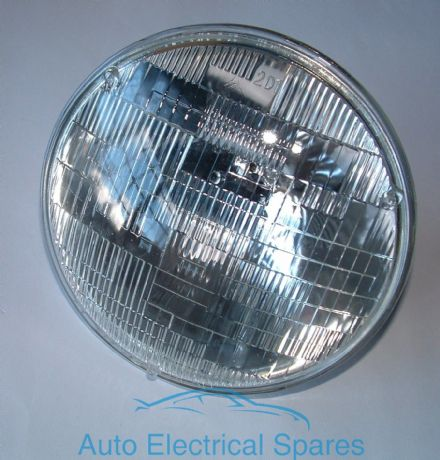 "SB7014 7"" 12v 65w/55w sealed beam headlamp unit"